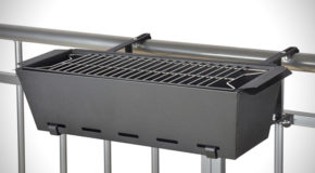 The Bruce Handrail Grill is Sure to Make America Great Again