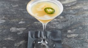 Bonefish Grill Turns National Martini Day into a Month-Long Celebration