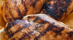 Grilled Citrus-Marinated Mexican Chicken Recipe