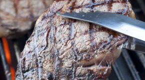 Grilling the Perfect Ribeye Steak