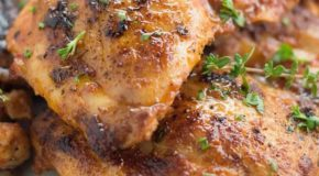 Smoky and Spicy Paprika Grilled Chicken Recipe