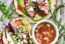 Grilled Steak Tacos Recipe