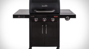 The Char-Broil SmartChef TRU-Infrared Gas Grill Is The Ideal Tool For The Connected Cook