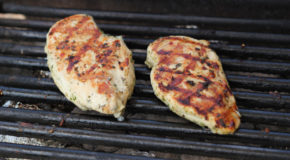 Lemon Herb Grilled Chicken Breasts Recipe