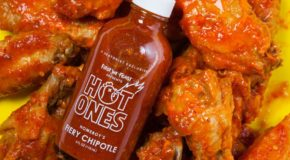 'First We Feast' Presents Hot Ones Hot Sauce
