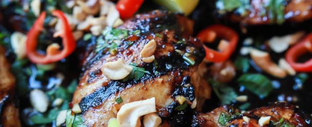 Spicy Thai Grilled Chicken Recipe