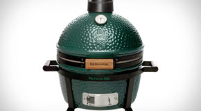 Get All the Legendary Cooking Prowess with the Big Green Egg MiniMax Grill
