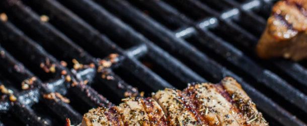 Grilled Tuna Steak Recipe