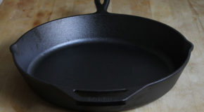 Proper Care and Maintenance of a Cast Iron Skillet