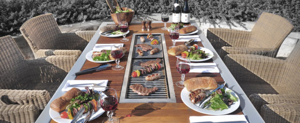 The Angara Maximus is a Stunning Piece of Grilling Heaven