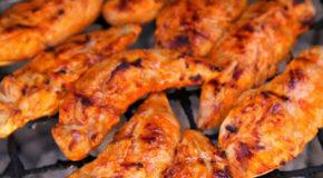 Buffalo Pineapple Grilled Chicken Recipe