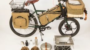 Sven Cycles Builds the Perfect Bike for the Outdoor Chef