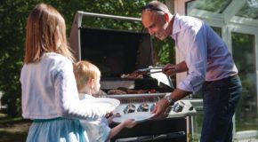 Give Dad The The Gift of Grilling For Father's Day