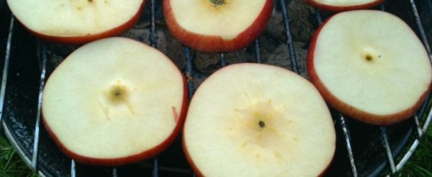 Grill Apples at Your Next Cookout for a Smoky, Sweet Side or Dessert