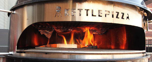 """KettlePizza™ Launches """"Gas Pro"""" Model For Cooking Perfect Pizza on Gas Grills"""
