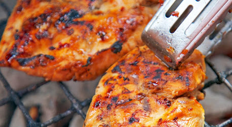 Lexington Grilled Chicken Recipe
