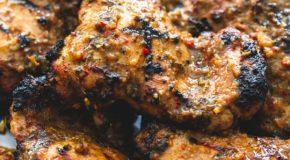 Grilled Jamaican Jerk Chicken Recipe