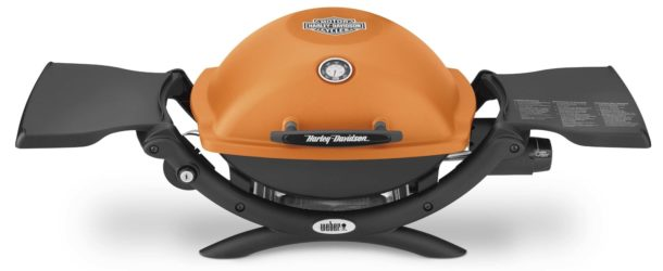 Get Revved Up to Grill with Weber's New Harley-Davidson® Gas Grill