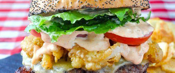 Barbecue Spice Burgers Recipe