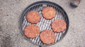 How to the Perfect Veggie Burgers