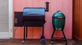 Traeger vs. Big Green Egg: Which Is Better for Grilling Meat?