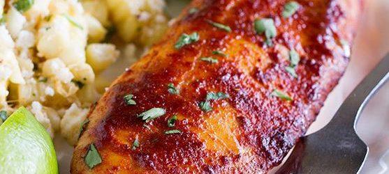 Taco Grilled Fish Recipe