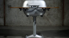 With The New PK360 Grill & Smoker You'll Brave The Cold To Smoke Some Brisket