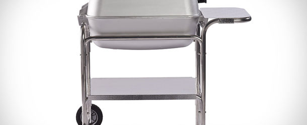 The PK Classic Grill is a Throwback