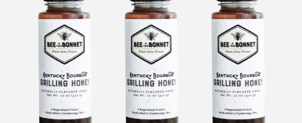 Kentucky Bourbon Grilling Honey